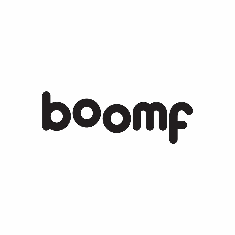 boomf logo