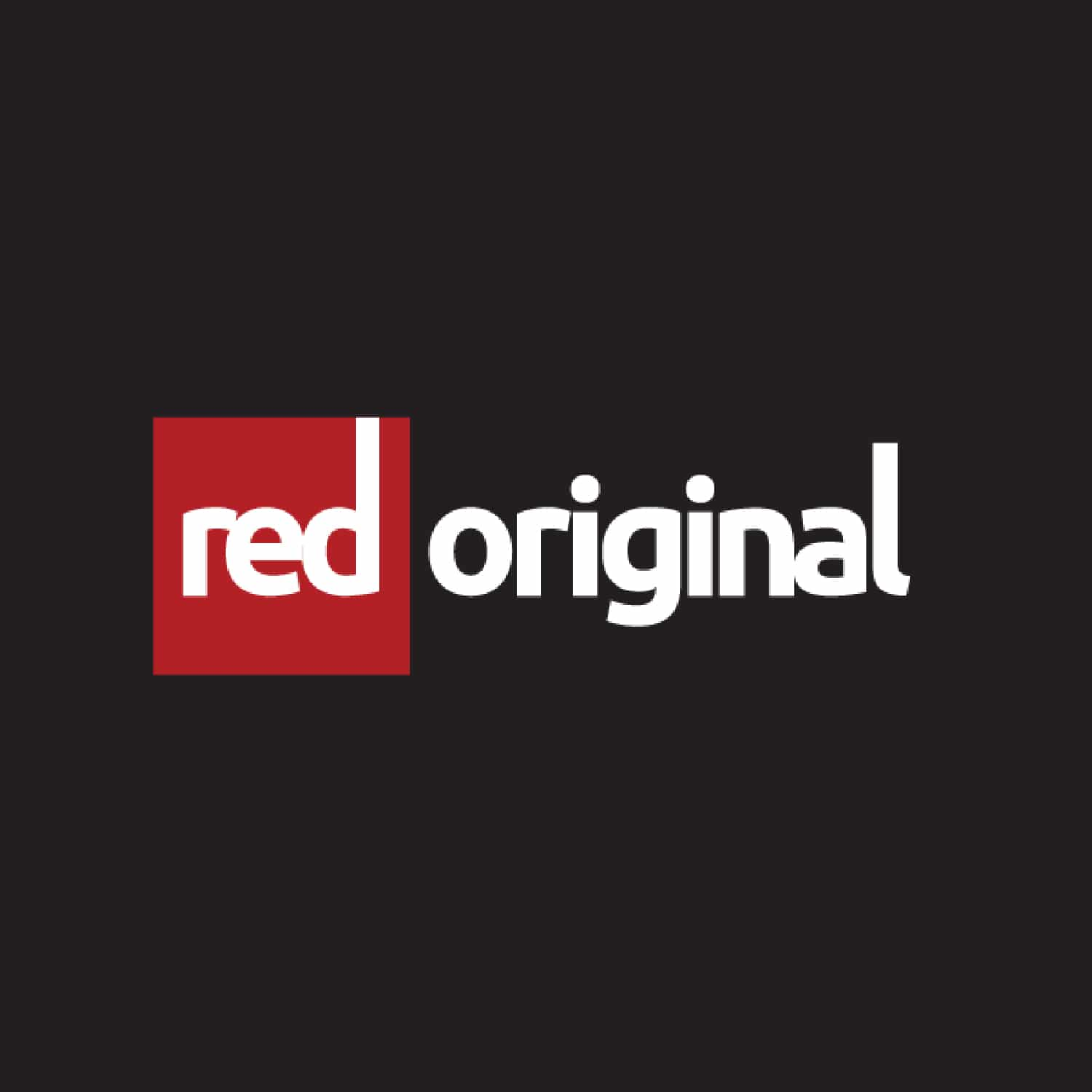Red Original Logo