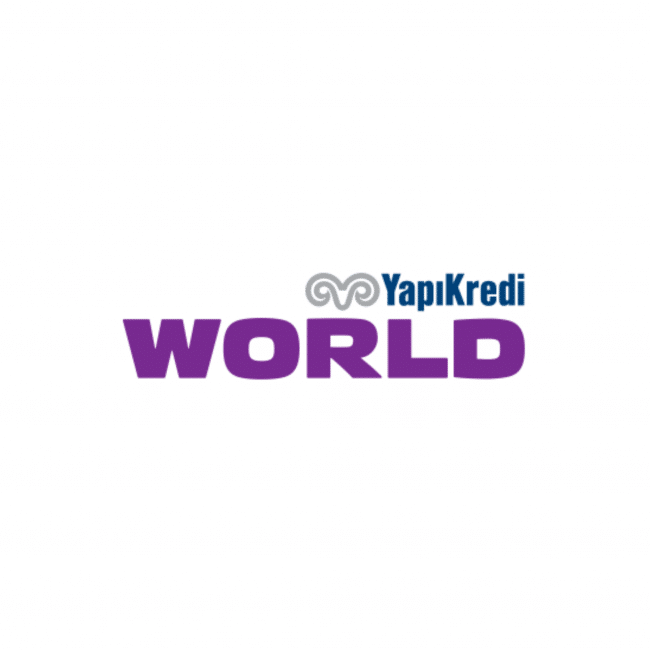 yapi kredi world logo